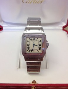 Cartier replica Santos Galbee W20060D6 Ladies 29mm Quartz
