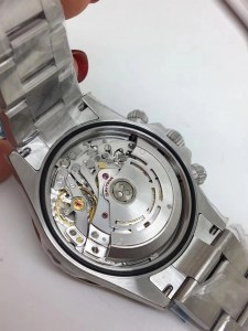 ROLEX DAYTONA REPLICA CERAMICHON WATCHES IN 2018 WITH 4130 FULLY CHRONOGRAPH MOVEMENT WHITE DIAL8
