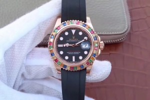 Replica-Rolex-YachtMaster-116695SATS