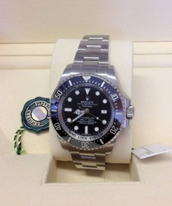 Rolex replica Deepsea Sea-Dweller 116660d