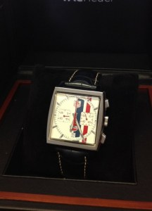 Tag Heuer replica Monaco CW2118 Gulf Limited Edition Of 4000