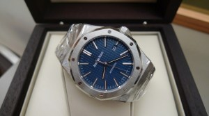 audemars piguet replica royal oak blue dial